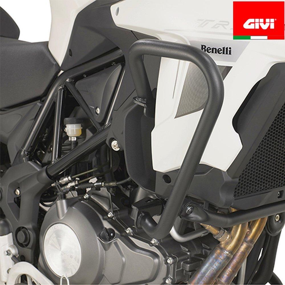 Di/ábolos Silverstone M6 negro para Yamaha FZ1//Fazer// FZ8 MT-01//MT-03//MT-10 MT-07//MT-09// Tracer XSR 700// XSR 900//Abarth YZF-R1//YZF-R3// YZF-R6//S