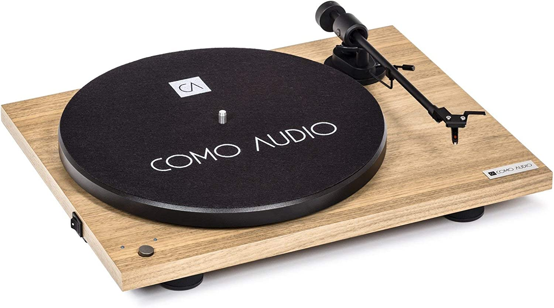 Como Audio: Bluetooth Turntable
