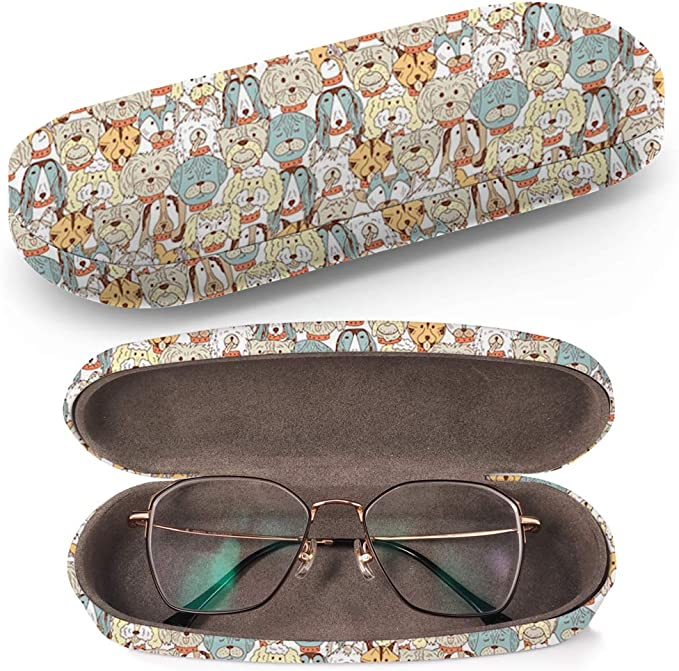 Art-Strap Funda rígida para gafas, estuche para gafas de sol, caja ...