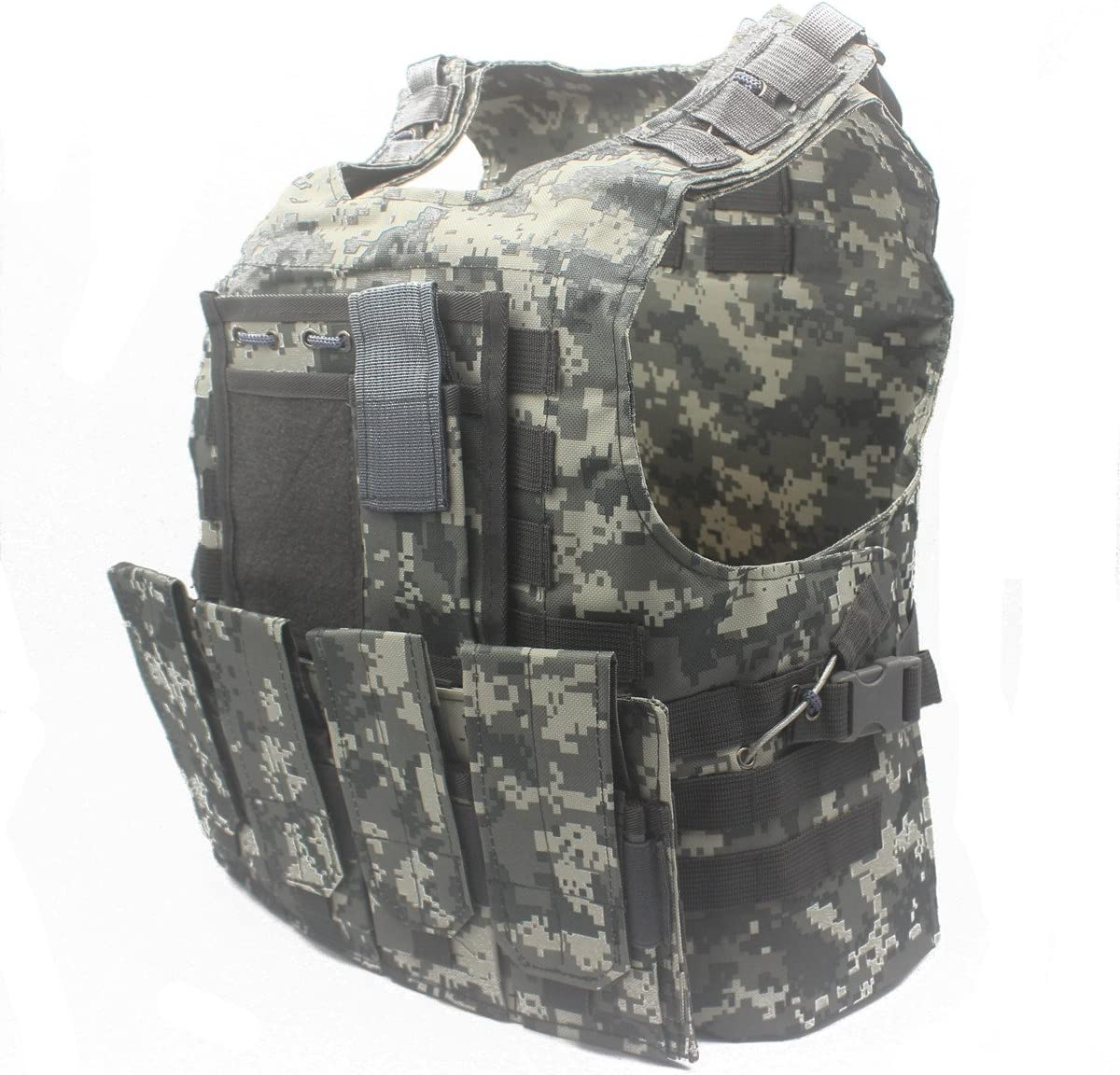 /équipement de plein air pour Airsoft camping randonn/ée arm/ée Jungle Adventure alpinisme engins tactiques Viktion Gilet tactique Veste tactique Quickly Strip off Fournitures police et les militaires