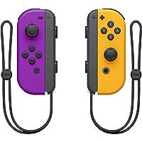Nintendo 263802 Joy-Con Controlleur, Paars/Oranje (Nintendo Switch)