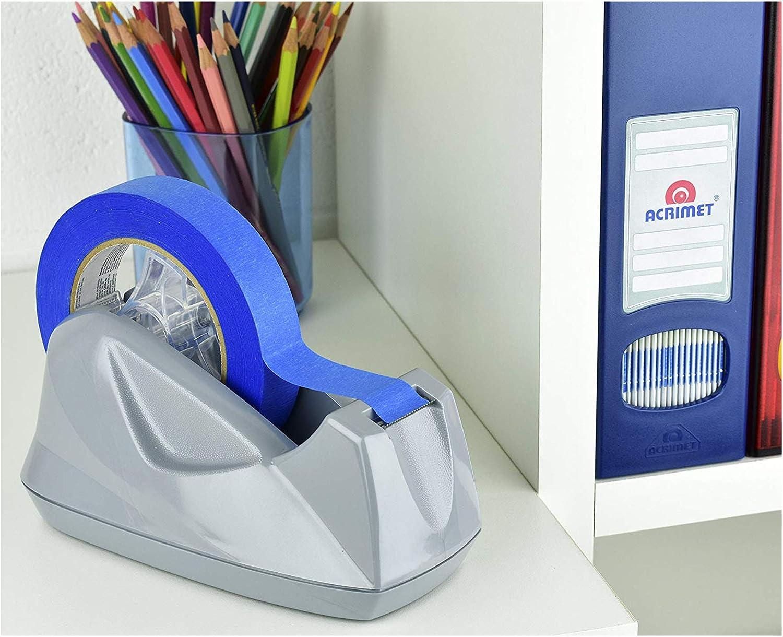 Acrimet Premium Dispensador de Cinta Adhesiva Jumbo Color Blanco