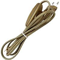 Cable de conexión alimentación con clavija enchufe europea
