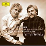 Brahms : Concerto pour piano n° 1