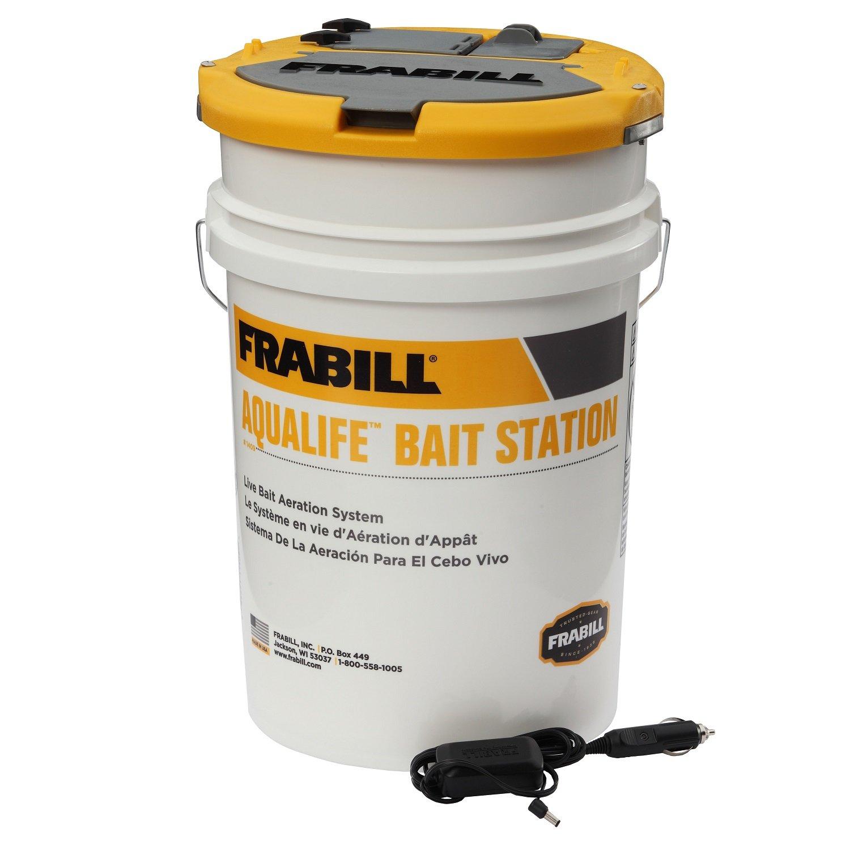 Frabill 6 Gallon Bait Aeration System [並行輸入品]   B010DW1GGG