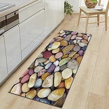 HYRL Carpets Indoor-Matte Extra Lange Badezimmer Läufer Teppiche ...