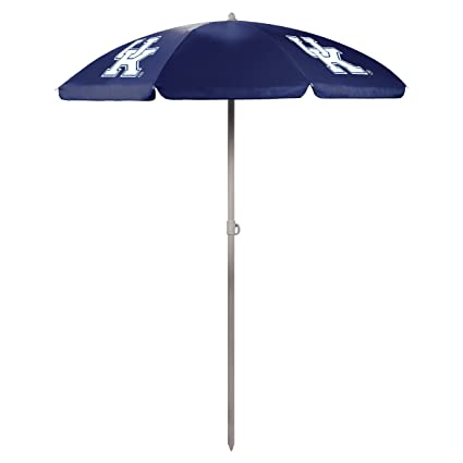 Picnic TIME NCAA Kentucky Wildcats Portable Sunshade Umbrella