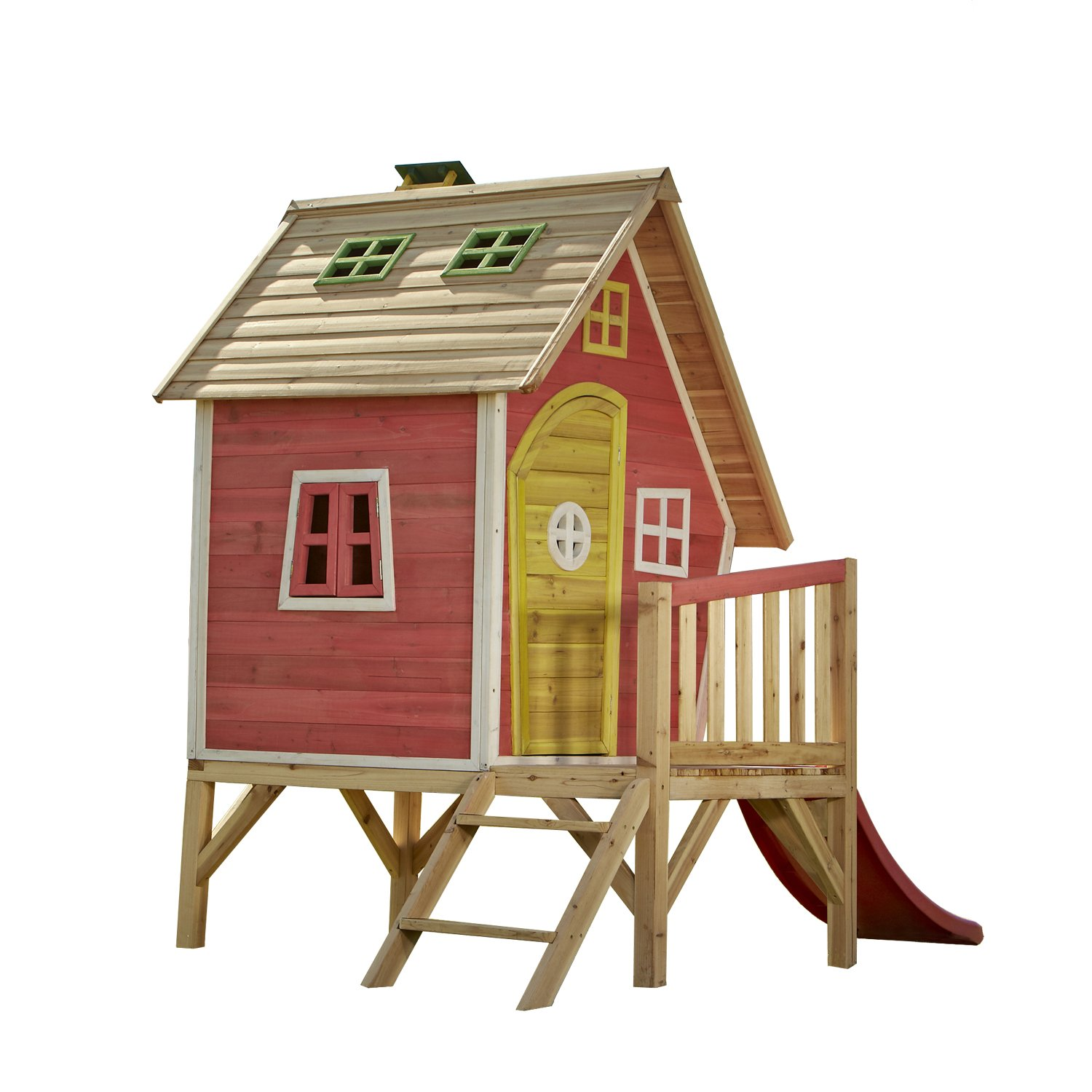 Amazon Swing N Slide Hide and Slide Play House Toys & Games