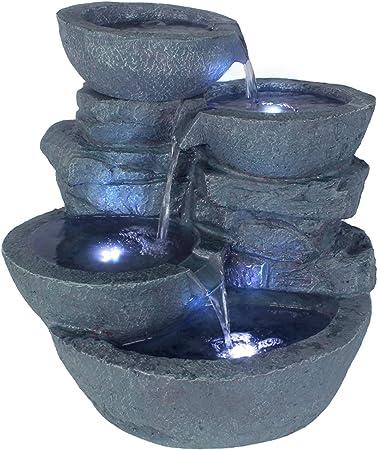 LED, LED Beleuchtungen für Zimmerbrunnen, Springbrunnen und