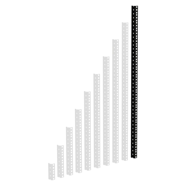 4 Coins Boule pour Rack 6 Trous Pré Percés  Dimension 65 mm Angle 90°