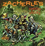 "Zacherle's Monster Gallery (Limited Orange & Green ""Pumpkin"" Vinyl Edition) [VINYL]"
