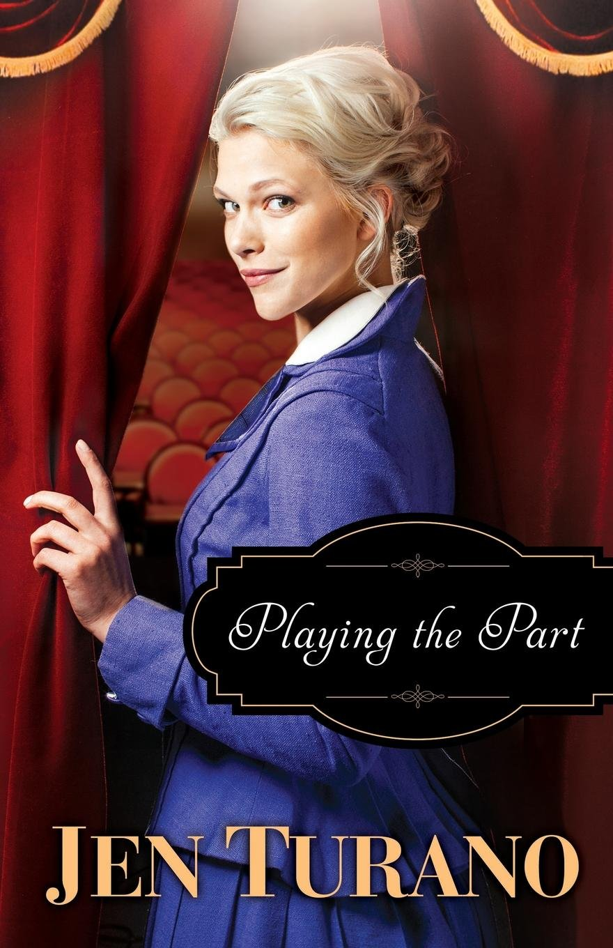 Image result for playing the part jen turano