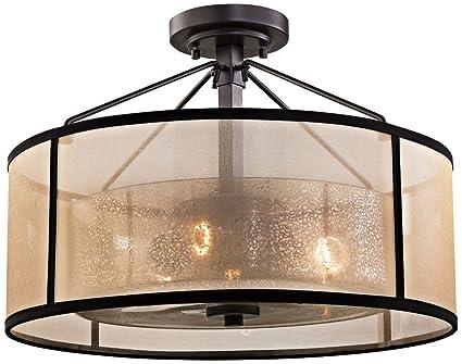 Elk lighting 570243 close to ceiling fixtures bronze amazon elk lighting 570243 close to ceiling fixtures bronze aloadofball Choice Image