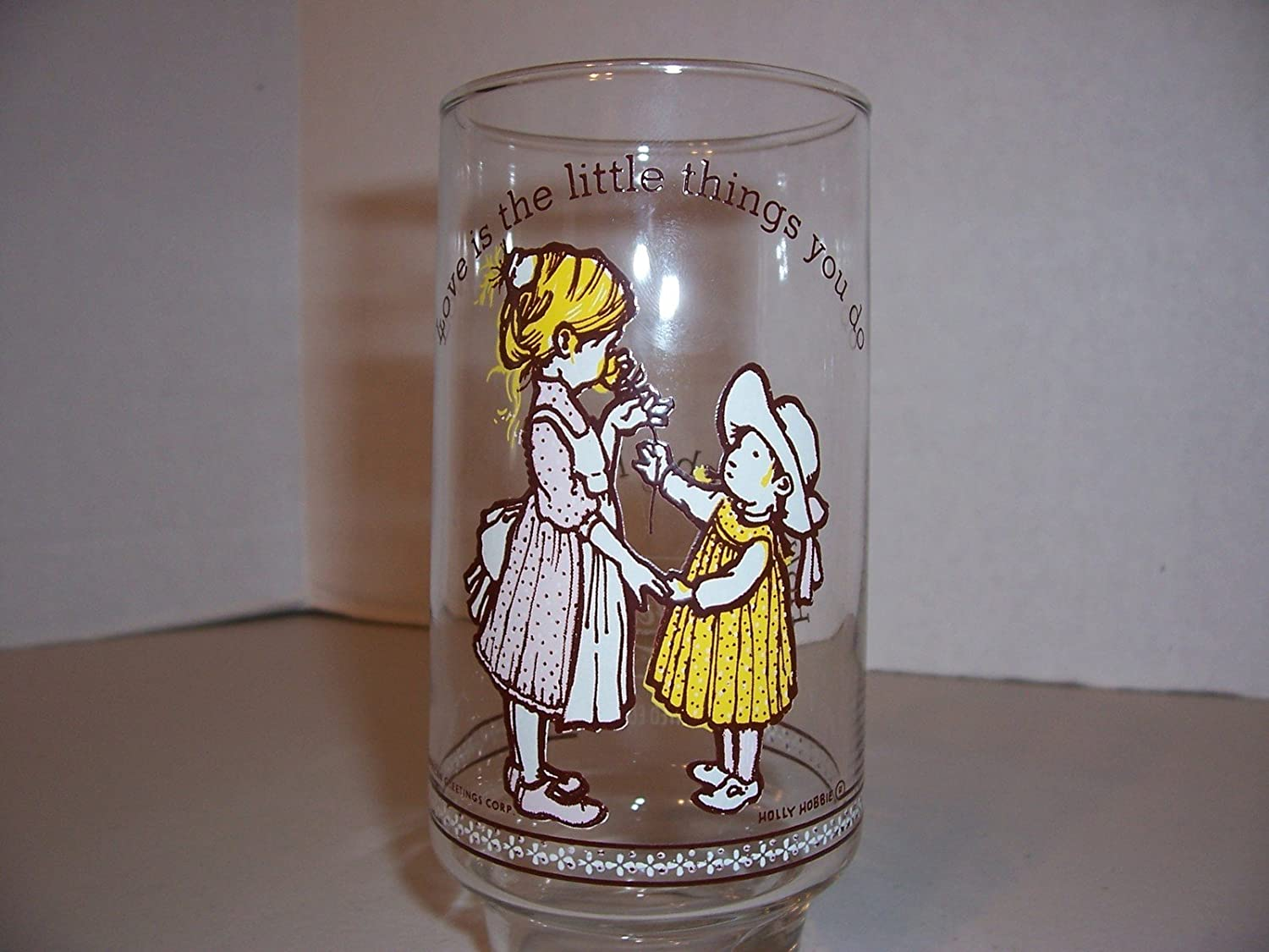 Amazon vintage holly hobbie happy talk glass coca cola amazon vintage holly hobbie happy talk glass coca cola limited edition other products everything else reviewsmspy