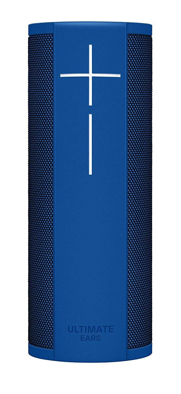 Ultimate Ears MegaBlast Super Portable Wi-Fi Bluetooth Speaker with Alexa Built-in Blue Steel - (Renewed) by Ultimate Ears