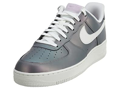 NIKE Men's Air Force 1 '07 LV8 Iced LilacSummit White Black