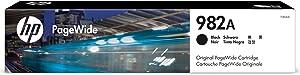 HP 982A Black Original PageWide Cartridge (T0B26A)
