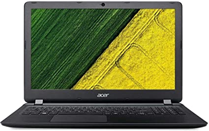 Acer Aspire ES 15, ES1-523 15 6-inch Laptop (AMD A4-7210/4GB/500GB/Windows  10/AMD Radeon R3 Graphics), Midnight Black