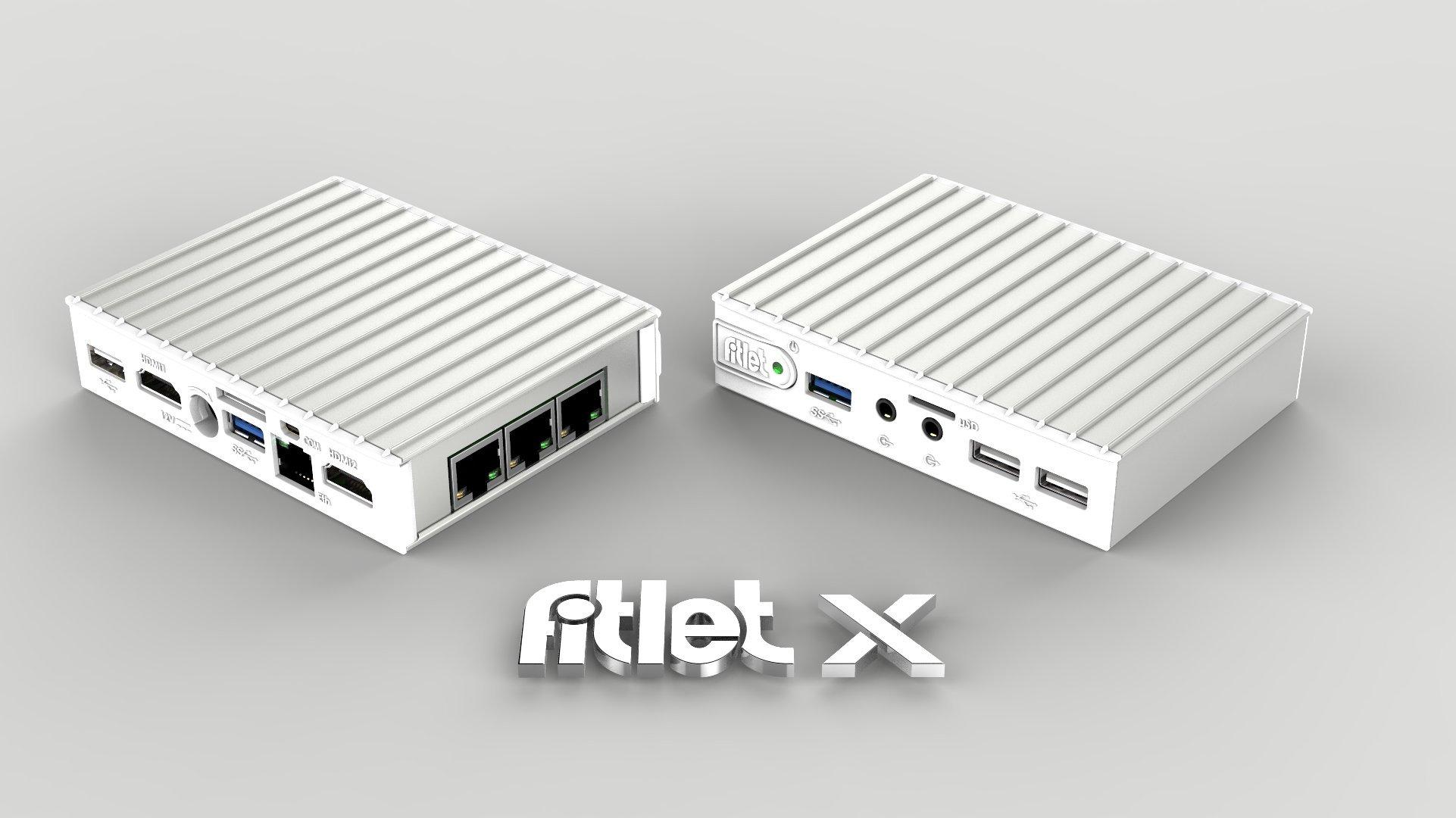 CompuLab fitlet (XA10 LAN)