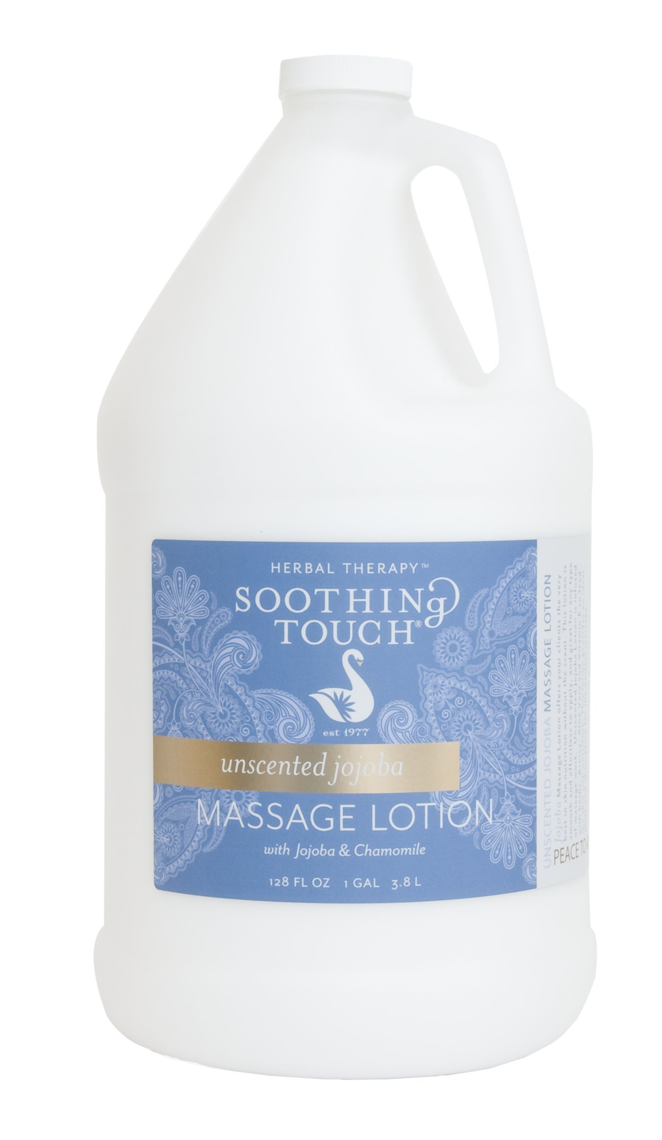 Soothing Touch Unscented Jojoba Massage Lotion Gallon by Soothing Touch