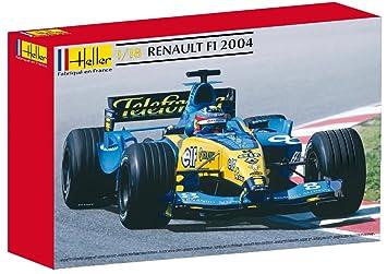 Heller - 80797 - Maqueta -Coche - Renault F1 - 1/18: Amazon ...
