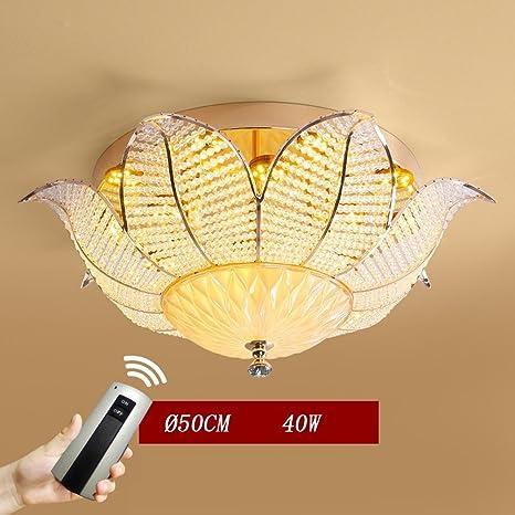 DIMM Bar Modern - Lámpara LED de techo Deluxe Cristal ...