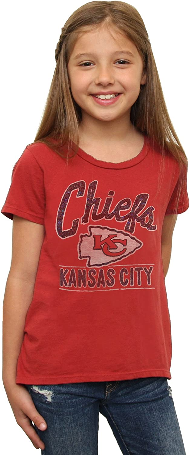 Junk Food NFL Girls T-Shirt