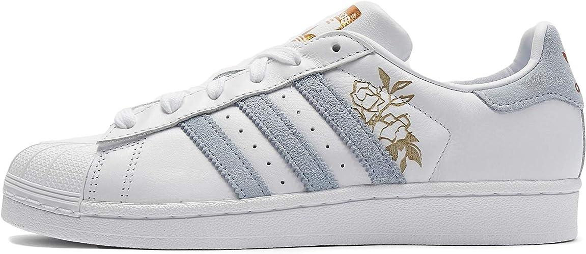 adidas Superstar W, Zapatos de Escalada Mujer