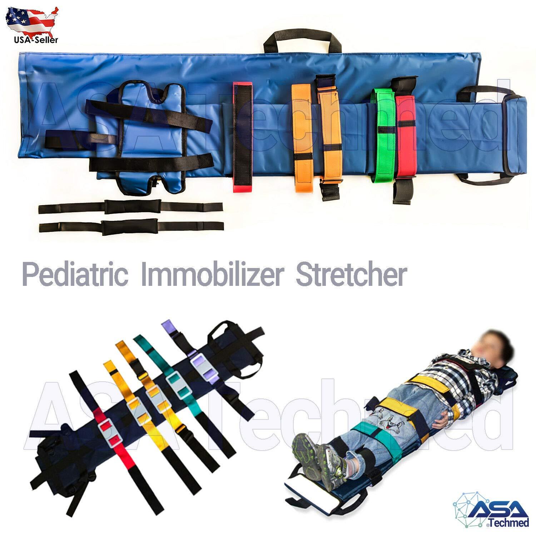 ASATechmed EMS - Tabla de inmovilización de columna pediátrica ...