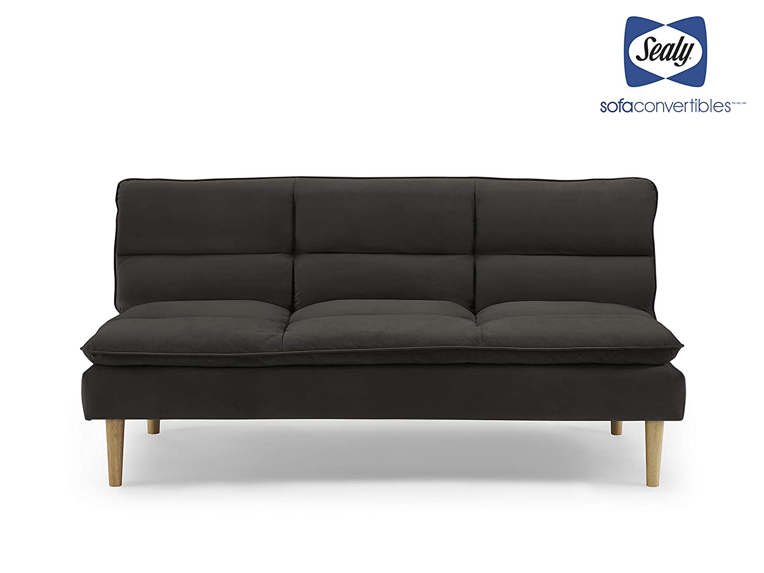 Heavenly Granite Sealy Monterey Sofa Convertible by Sealy