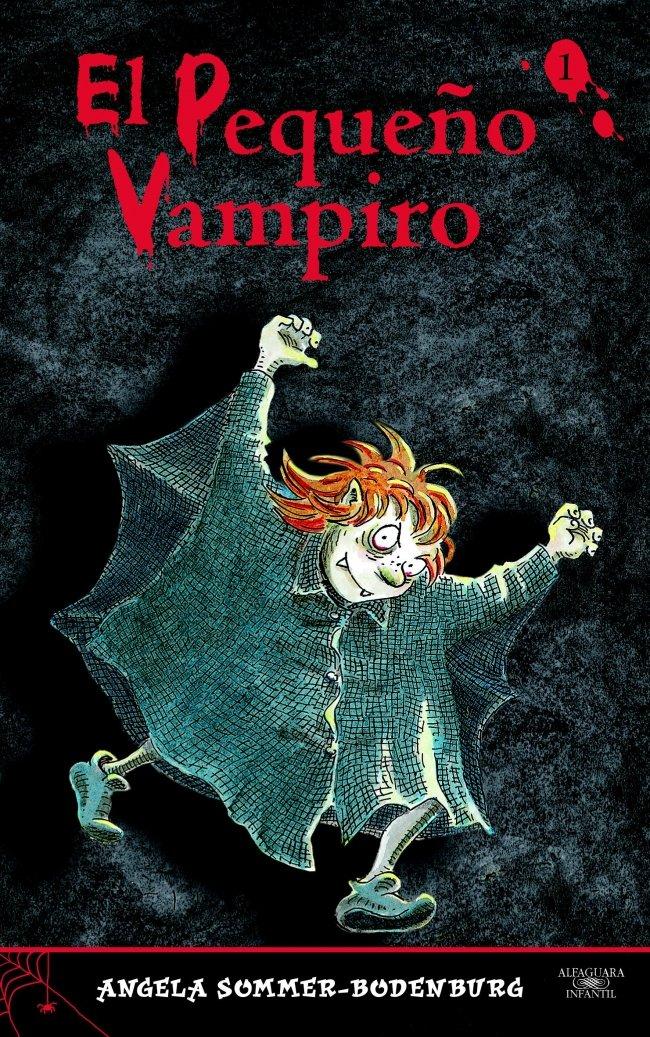 Resultado de imagen para El Pequeño Vampiro - Angela Sommer-Bodenburg