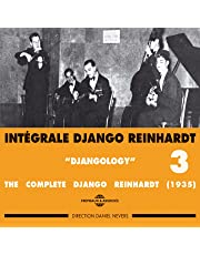 "Intégrale Django Reinhardt Vol.3 (1935) ""Djangology"""