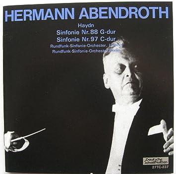 Amazon   ハイドン/交響曲第88番...