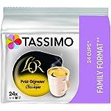 TASSIMO L'OR Petit Déjeuner Classic 24 Tdisc - Pack de 5 (120 Tdisc)