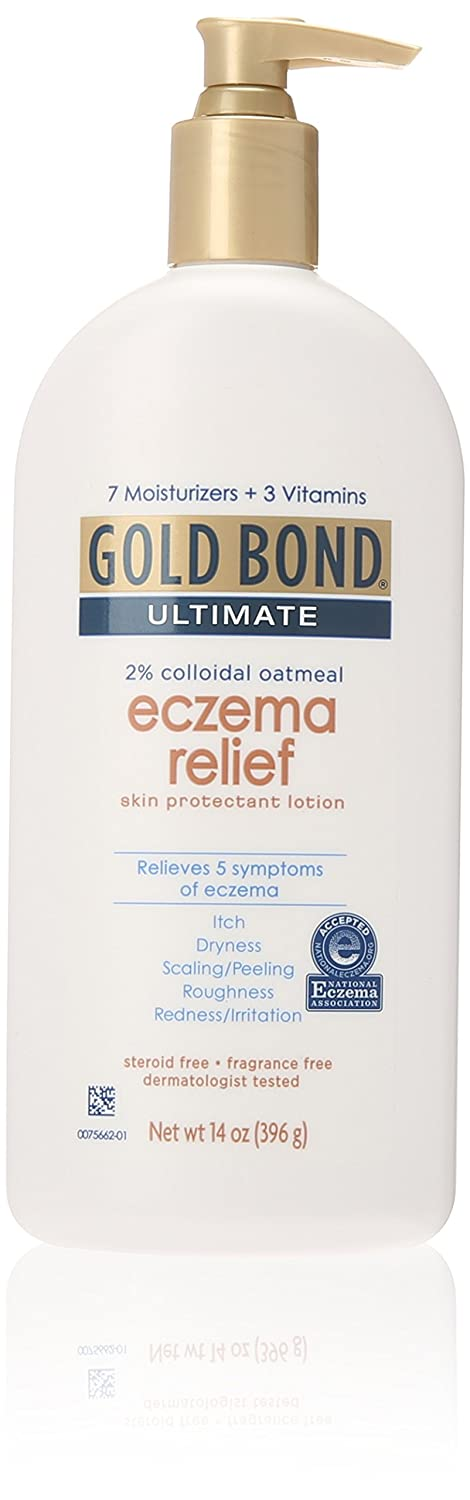 Features of the Eczema Relief Cream from Gold Bond
