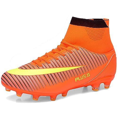 Adolescentes Zapatos De Atletismo Profesionales Aire J amp;t Turf Fútbol Training Botas Ag Libre SpUzMV