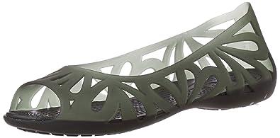 efd1dff870f0 crocs Women s 16287 Adrina III Ballet Flat