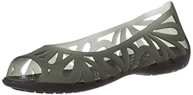 897ad56fdaf880 crocs Women s 16287 Adrina III Ballet Flat
