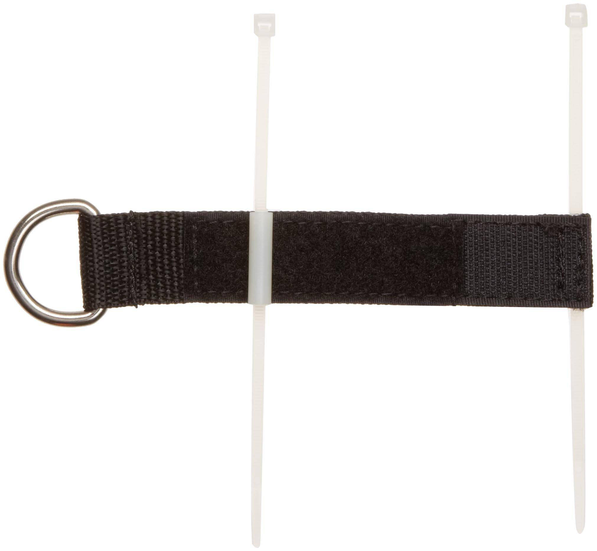 Wear Ease 738170000 Black Shoe Fastener Kit (Bag of 2)
