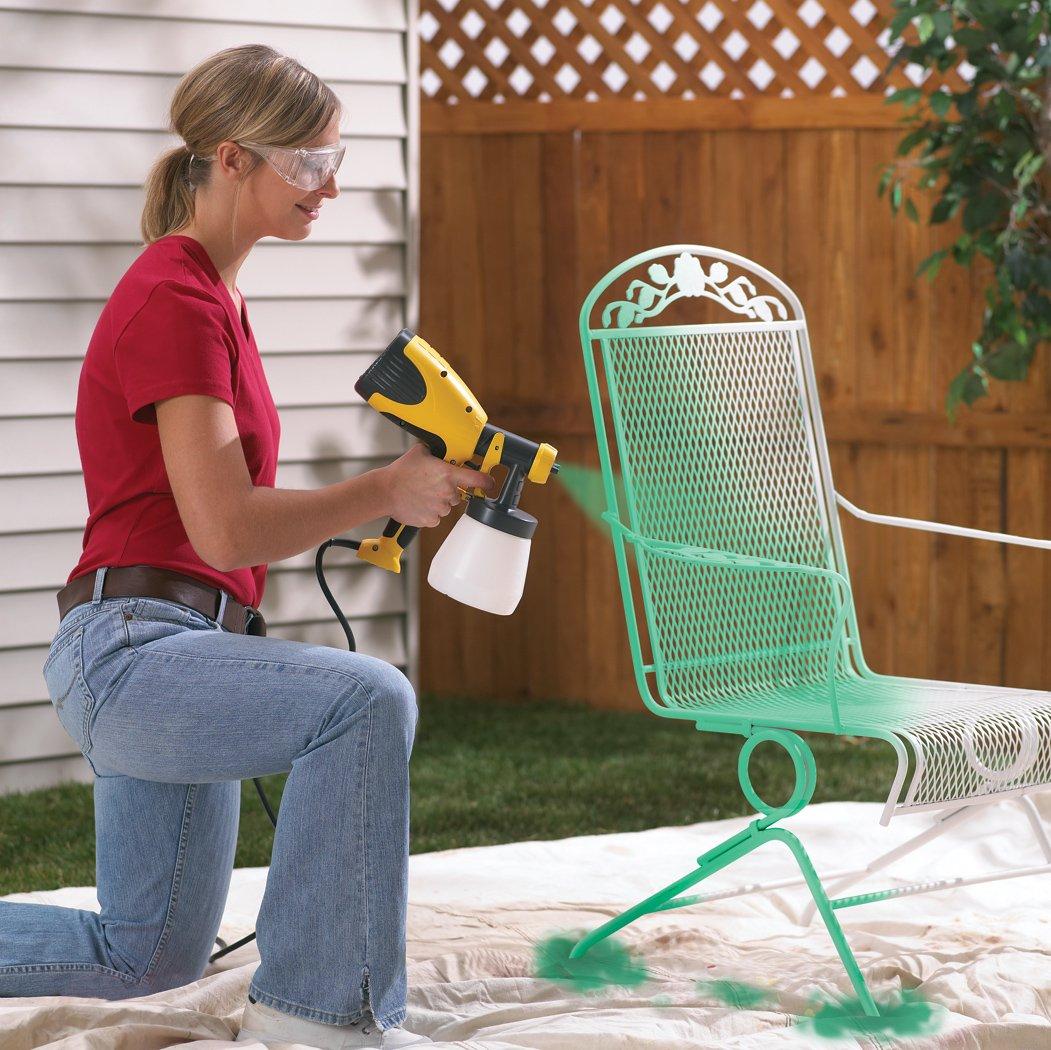 Wagner 0518050 Control Spray Double Duty Paint Sprayer Part - 33: Wagner 0417005 HVLP Control Spray Sprayer - Auto Body Spray Guns -  Amazon.com
