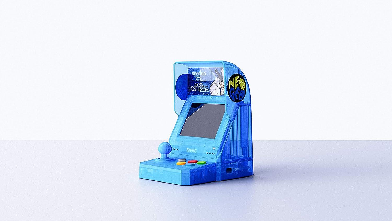 Amazon.com: Neo Geo Mini Samurai Shodown Limited Edition ...