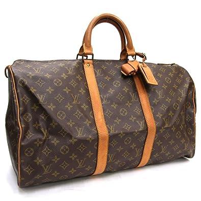 98ebc01b1d LOUIS VUITTON(ルイヴィトン) ボストンバッグ モノグラム キーポル 50 M41426 中古 かばん 旅行鞄