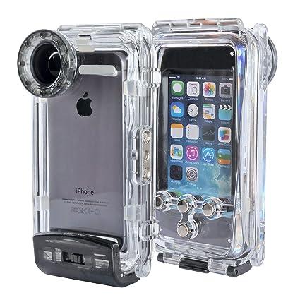 custodia iphone 5 sott'acqua