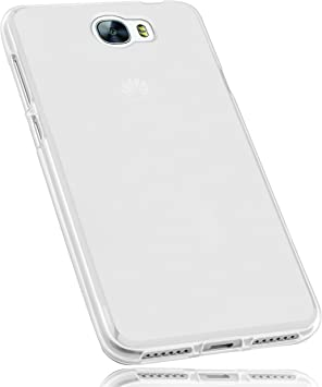 mumbi Funda Compatible con Huawei Y6 II Compact Caja del teléfono ...