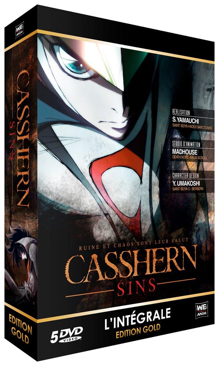 Casshern Sins - Lintégrale [Francia] [DVD]: Amazon.es ...