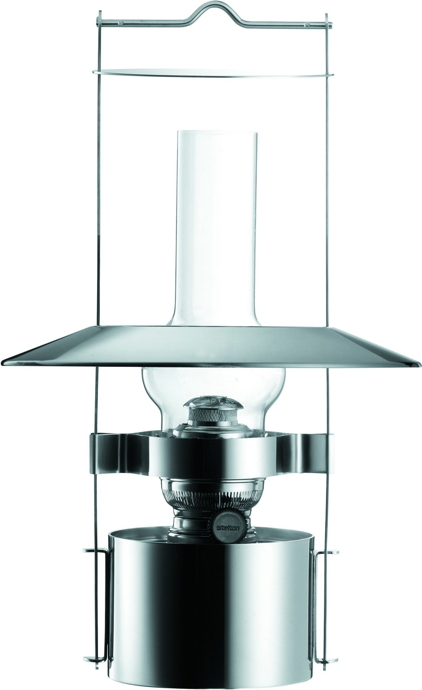 Stelton Ships Lamp, Steel/Glass, 17''
