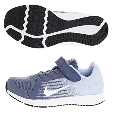 628255edc2 Amazon.com | Nike Downshifter 8 (PSV) Big Kids 922857-400 | Sneakers