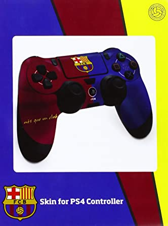 FC Barcelona carcasa para mando de Playstation 4: Amazon.es ...