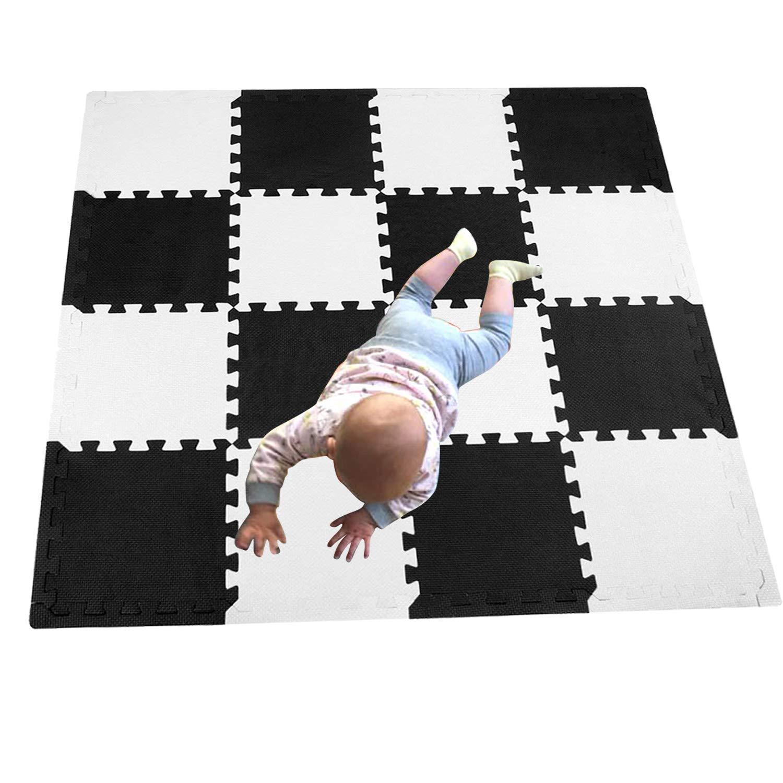 MQIAOHAM Multi Color Trainingsmatte Spielmatten f/ür Kinder Schaumstoff Eva Playmat Kids Sicherheitsspielboden Playmat Foam Spielzimmer Interlocking Boden Puzzle Mat Interaktive Spielset P024B3010