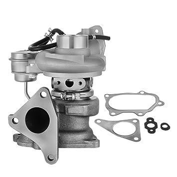 mophorn TD04L Turbo turbocompresor para Subaru 2,5 L motor turbo cargador RHF5 VF40: Amazon.es: Coche y moto